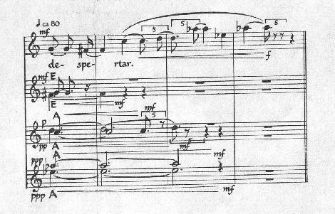Luigi Nono La Victoire De Guernica Luigi Dallapiccola Canti Di Prigionia JS Bach Cantata No 131 Aufn